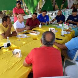 Bala Rocha reúne a imprensa e anuncia pré-candidatura à PMS