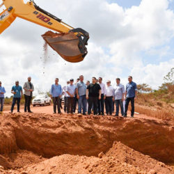 Governo federal retoma obras no trecho norte da BR-156