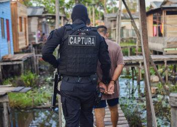 Operação prende 41 pessoas nos 16 municípios do Amapá
