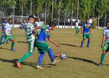 Mangueirão vence Porto Grande e avança às semifinais do Intermunicipal