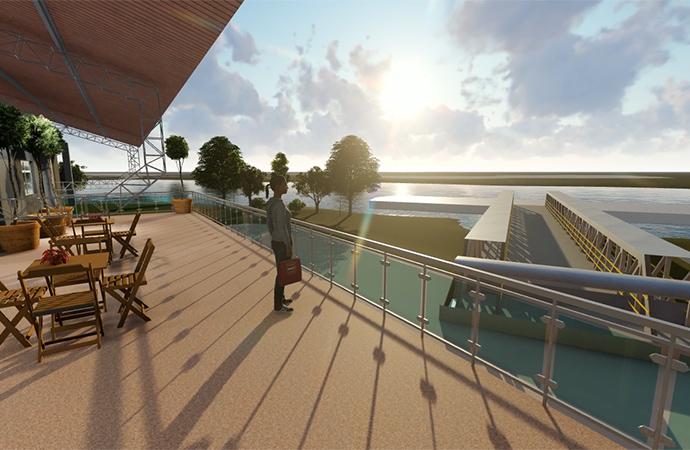 Construção do terminal portuário de Santana inicia em 2020, garante Dnit