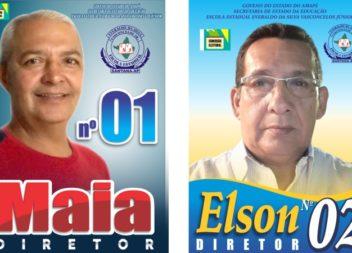 Escola Everaldo Vasconcelos elege novo diretor