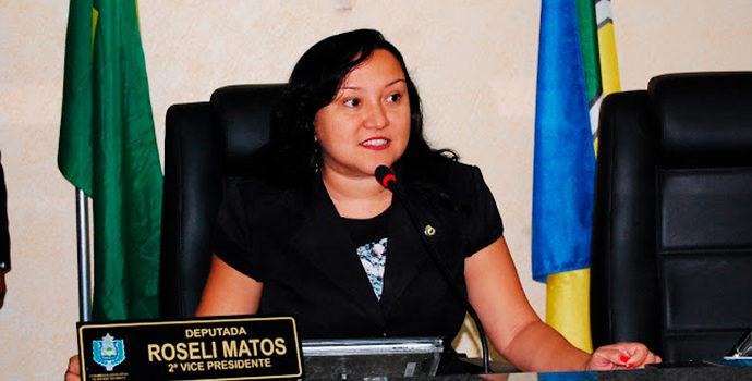 Condenada por recebimento indevido de diárias, Roseli Matos diz que é inocente