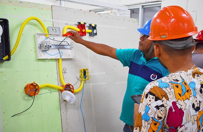 Moradores do Fonte Nova são capacitados para o mercado de trabalho