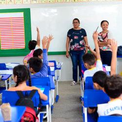 Inscrições para contratação temporária de professores e pedagogos iniciam na segunda, 3