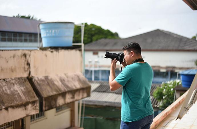 Prodap oferece 30 vagas para cursos de arte e fotografia