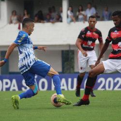 Trem é goleado pelo Avaí e se despede da Copa São Paulo
