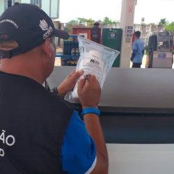 Em Santana, posto vendia gasolina com percentual de álcool acima do permitido