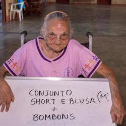Projeto arrecada presentes para idosos da Casa da Hospitalidade