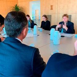 Consórcios da Amazônia Legal e do Nordeste constroem parceria com a Alemanha