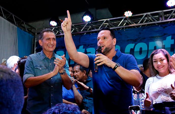 PDT confirma Josenildo pré-candidato a prefeito de Santana