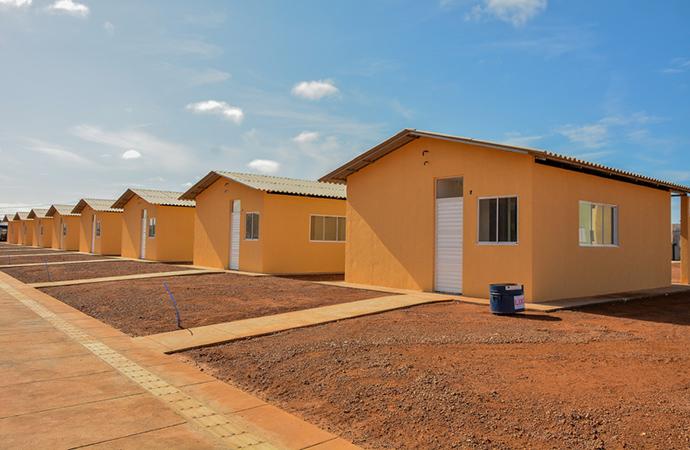 Governo estuda construção de conjunto habitacional em Santana