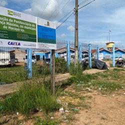 Governo inicia construção de penitenciária de segurança máxima no AP