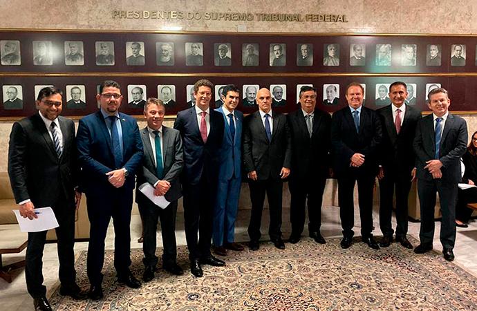 Governadores cobram agilidade na liberação do Fundo Petrobras