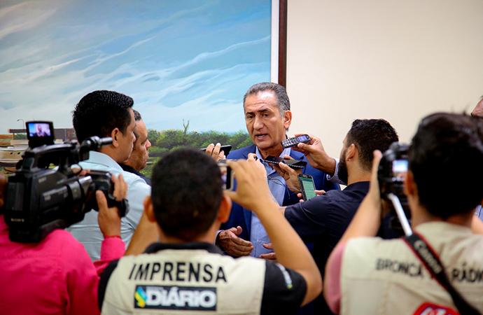 Waldez destaca ambiente político favorável para desenvolver o Amapá