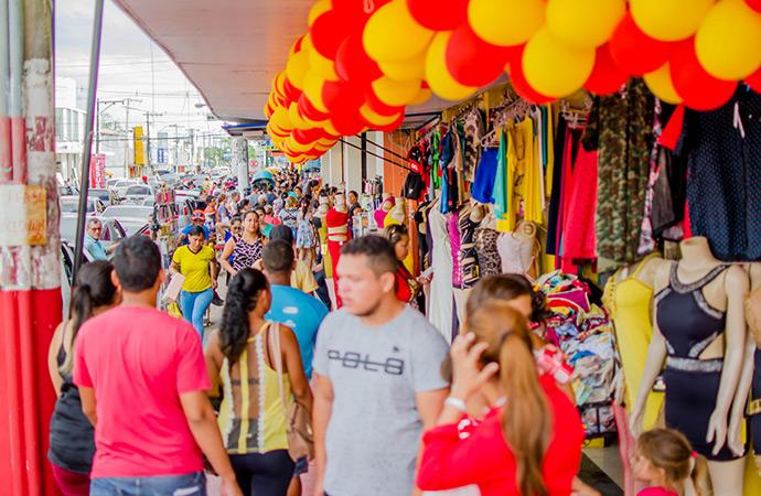 Amapá tem maior crescimento do país em vendas no varejo