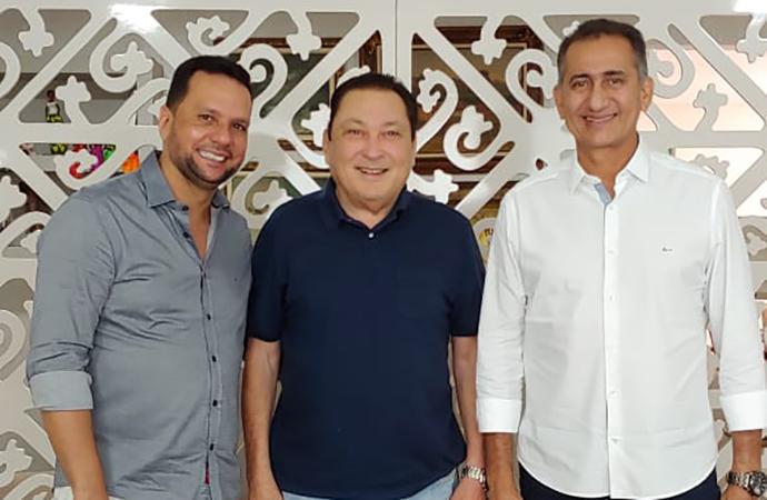 Rosemiro Rocha será um dos coordenadores da campanha de Josenildo