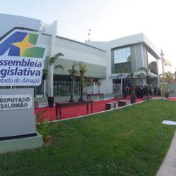 Assembleia Legislativa do Amapá retoma atividades no prédio próprio