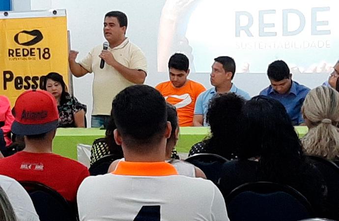 Rede escolhe novos porta-vozes para conduzir eleições em Santana