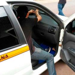 Mais de 130 veículos devem passar pela aferição do taxímetro em Santana