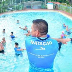 Centro Didático Augusto Antunes abre inscrições para natação e hidroginástica