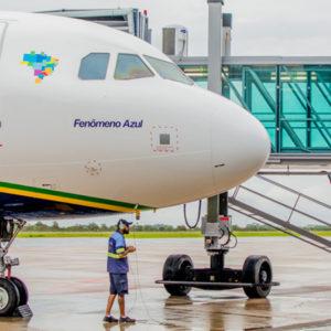 Justiça obriga Azul a retomar voos para o Amapá