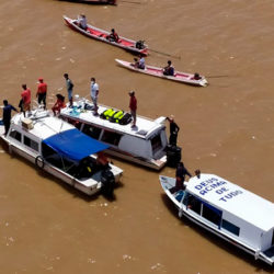 Governo decreta emergência e consegue apoio de mais quatro mergulhadores