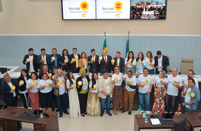 Com artistas locais, campanha quer reduzir casos de suicídio no Amapá