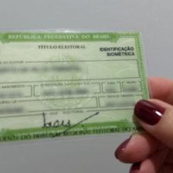Mais de 6 mil eleitores santanenses têm o título cancelado