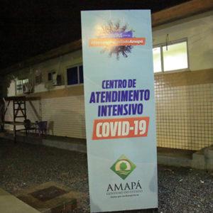 Amapá tem cinco mortes pelo novo coronavírus