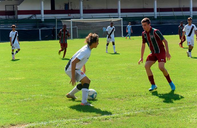 Amapaense comemora boa fase na base do Vasco