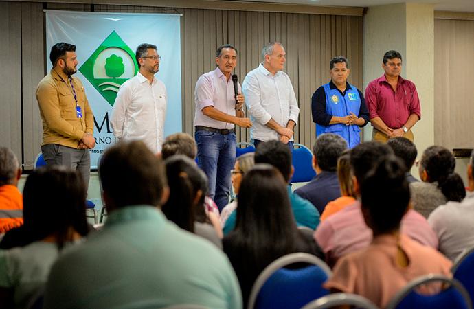 Governo do Amapá libera R$ 2,7 milhões aos municípios para ações contra o coronavírus