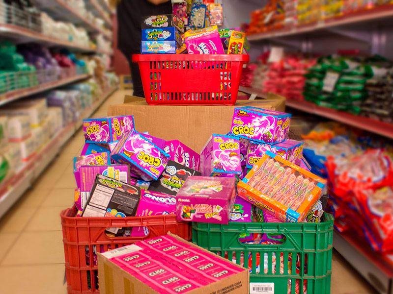 Comerciante é preso por vender produtos com prazo de validade vencido