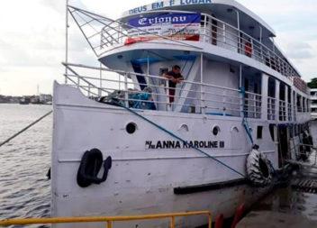 Equipes fazem buscas por vítimas de naufrágio no sul do Amapá