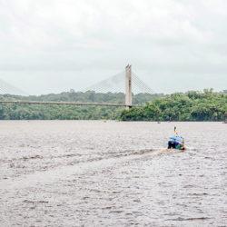 Waldez Góes pede fechamento da fronteira com a Guiana Francesa