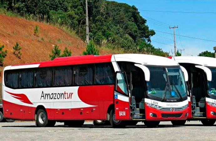 Setrap suspende viagens de ônibus entre Macapá e Laranjal do Jari