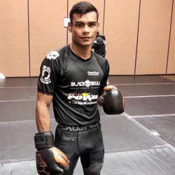 Raulian Paiva tenta primeira vitória no UFC