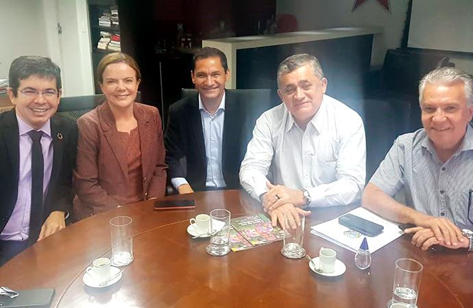 PT decide por candidatura própria em Macapá e mantém Frente por Santana