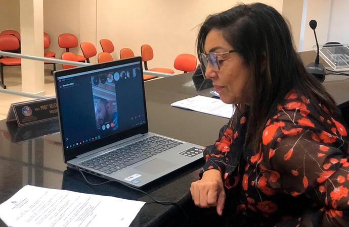 Em sessão virtual, Câmara de Santana cria comissão para acompanhar ações contra o coronavírus