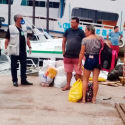 Prefeitura suspende embarque e desembarque de passageiros na área portuária de Santana