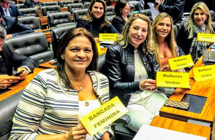 Leda Sadala diz que reforma da Previdência fará o Brasil Avançar