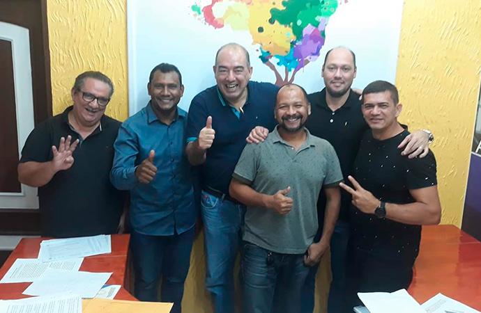 PSB indica Maurício Medeiros para disputar a Prefeitura de Santana