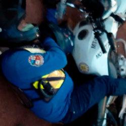 Mototaxista é atraído para a morte no Nova Brasília