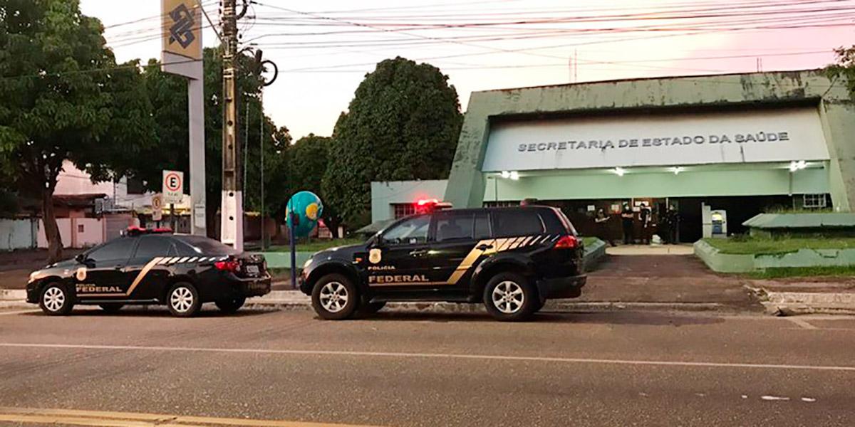 Polícia Federal cumpre mandados de prisão e busca e apreensão em Macapá