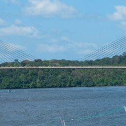 Embarcação vira e duas pessoas desaparecem no Rio Oiapoque