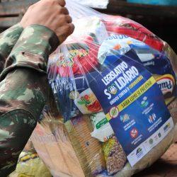 Campanha finaliza doação de cestas em mais quatro municípios do Amapá