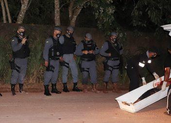 Com extensa ficha policial, menor morre em confronto com a PM