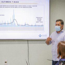 Taxa de ocupação de leitos e mortes por Covid-19 aumentam e governo pode rever flexibilização
