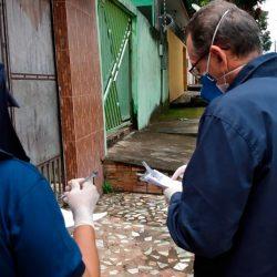 Em Santana, maior incidência de casos de coronavírus está no Paraíso e Fonte Nova