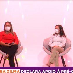 Na 'guerra das lives', Marcivânia não alcança audiência da Frente por Santana